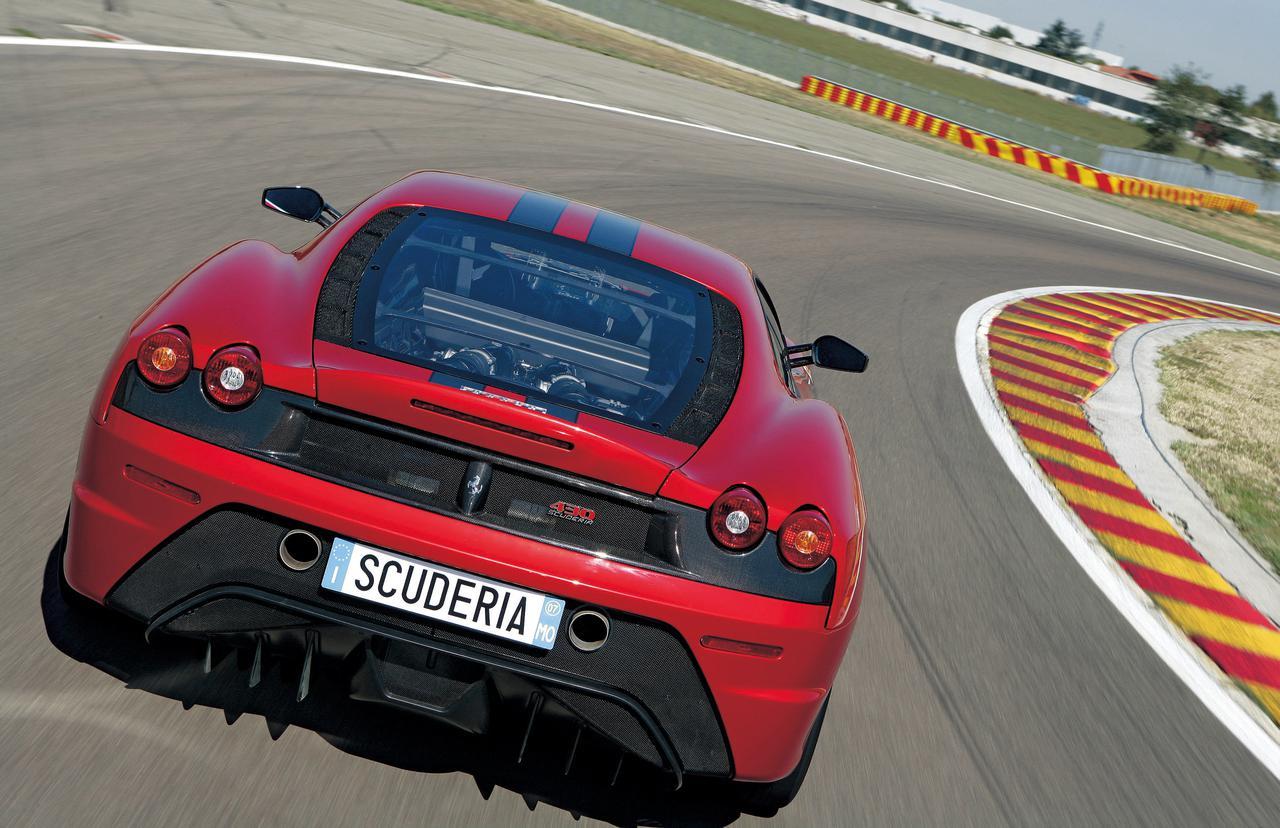 Images : 2番目の画像 - フェラーリ 430スクーデリア - Webモーターマガジン