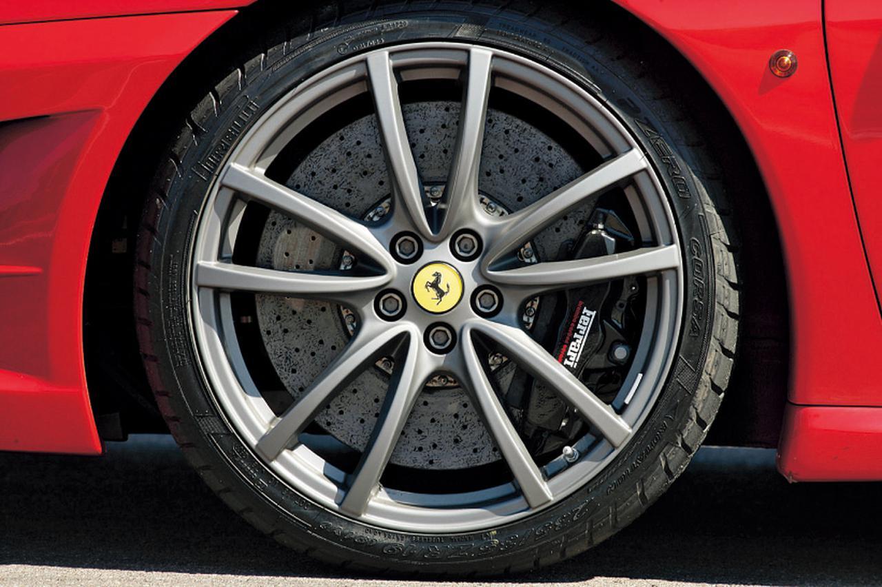 Images : 8番目の画像 - フェラーリ 430スクーデリア - Webモーターマガジン