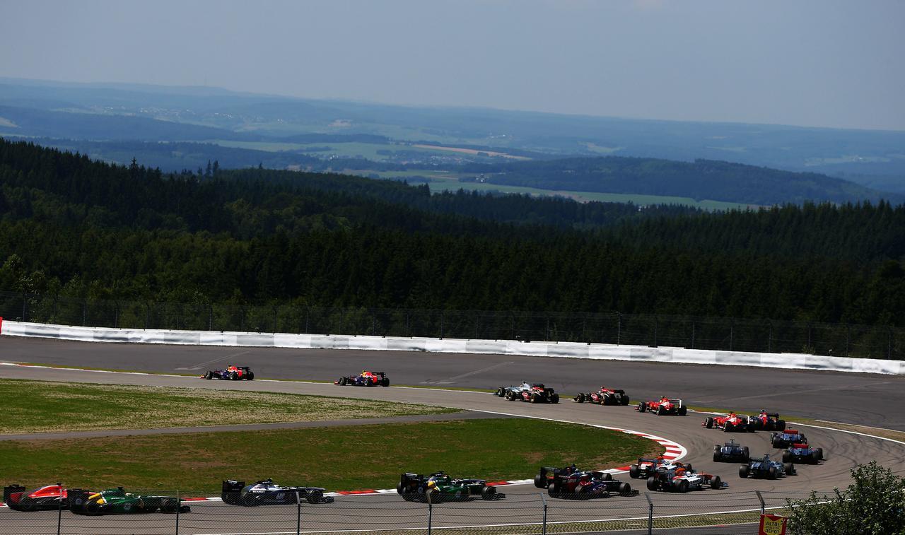 Images : 6番目の画像 - F1第11戦アイフェルGP(ドイツ)プレビュー - Webモーターマガジン