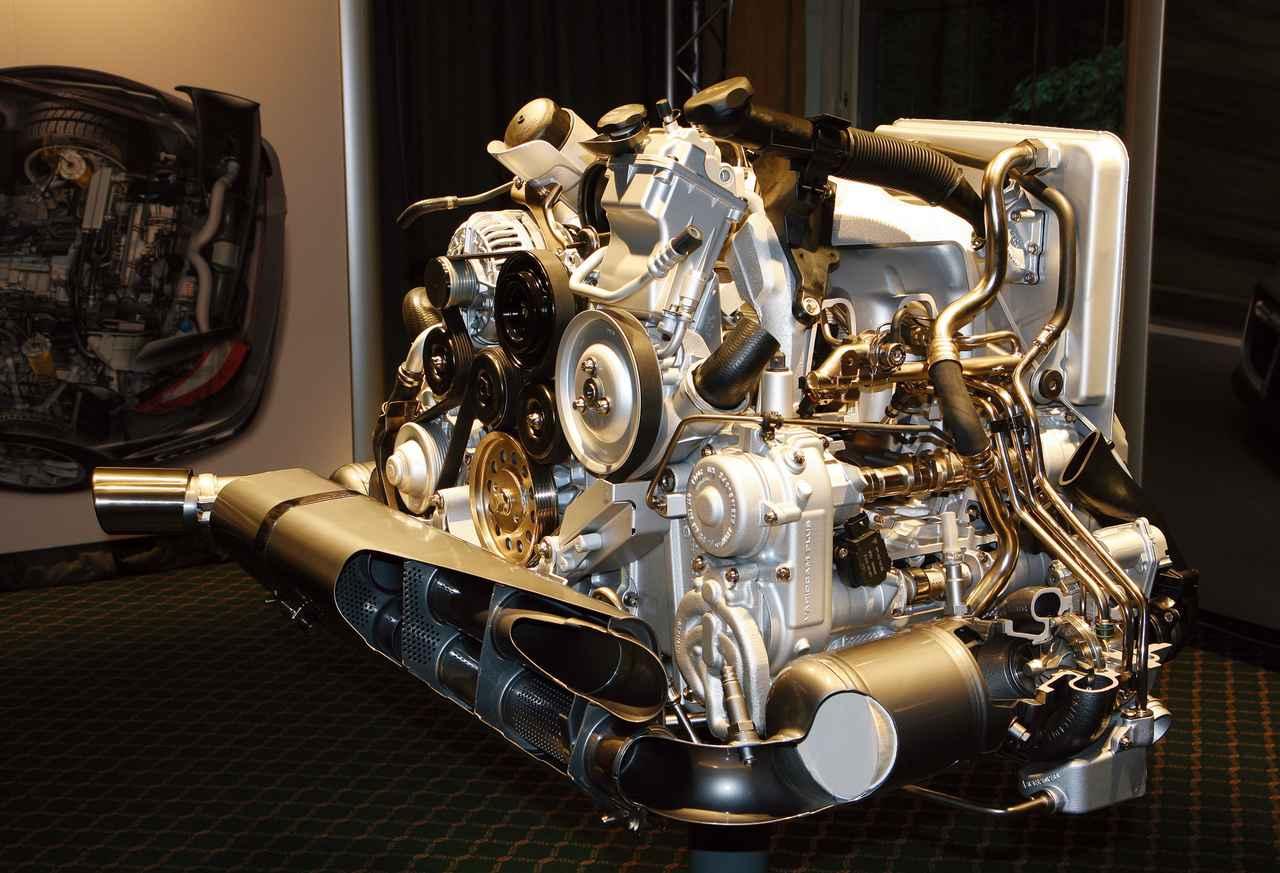 Images : 6番目の画像 - ポルシェ 911 GT2 - Webモーターマガジン