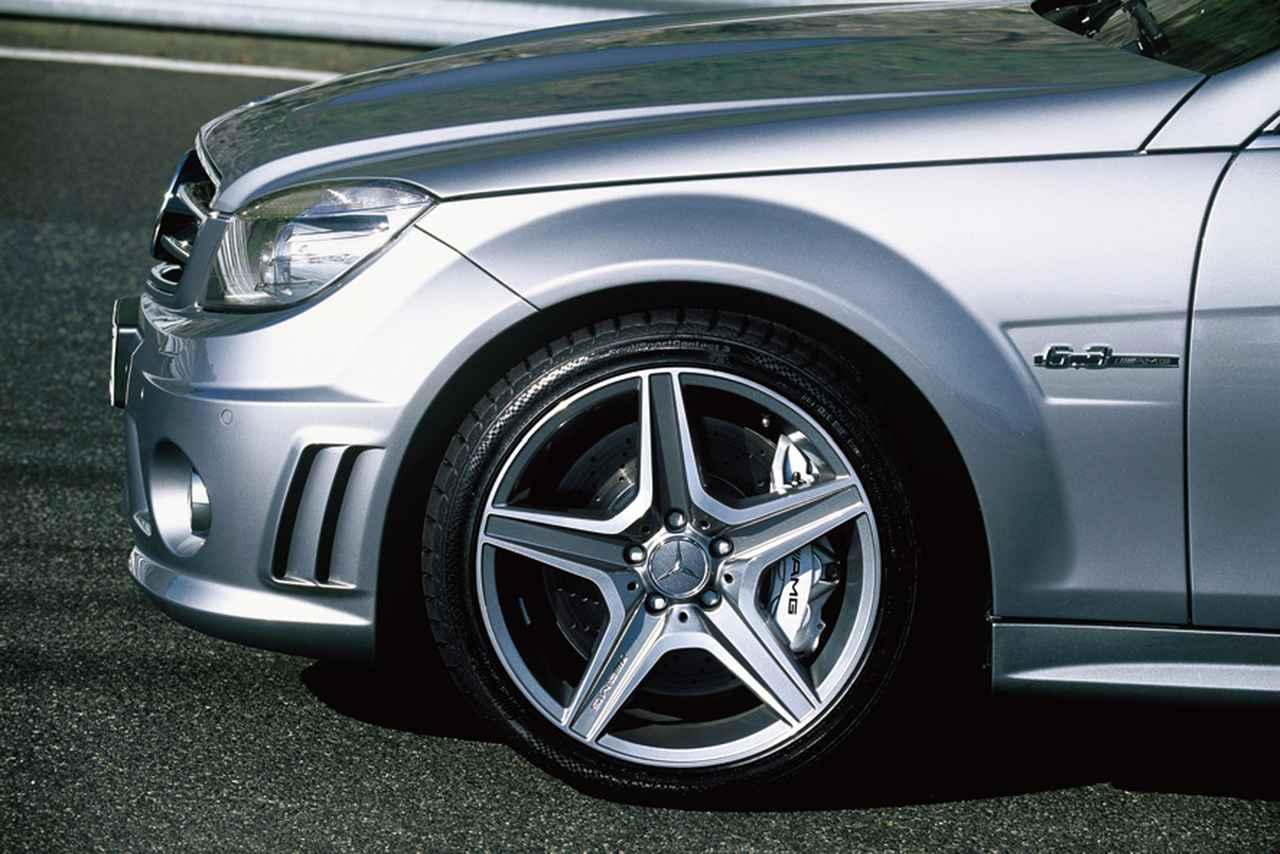 Images : 7番目の画像 - メルセデス・ベンツ C63 AMG - Webモーターマガジン