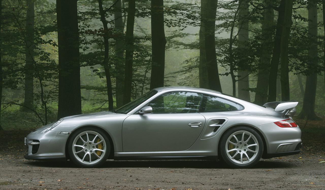 Images : 2番目の画像 - ポルシェ 911 GT2 - Webモーターマガジン
