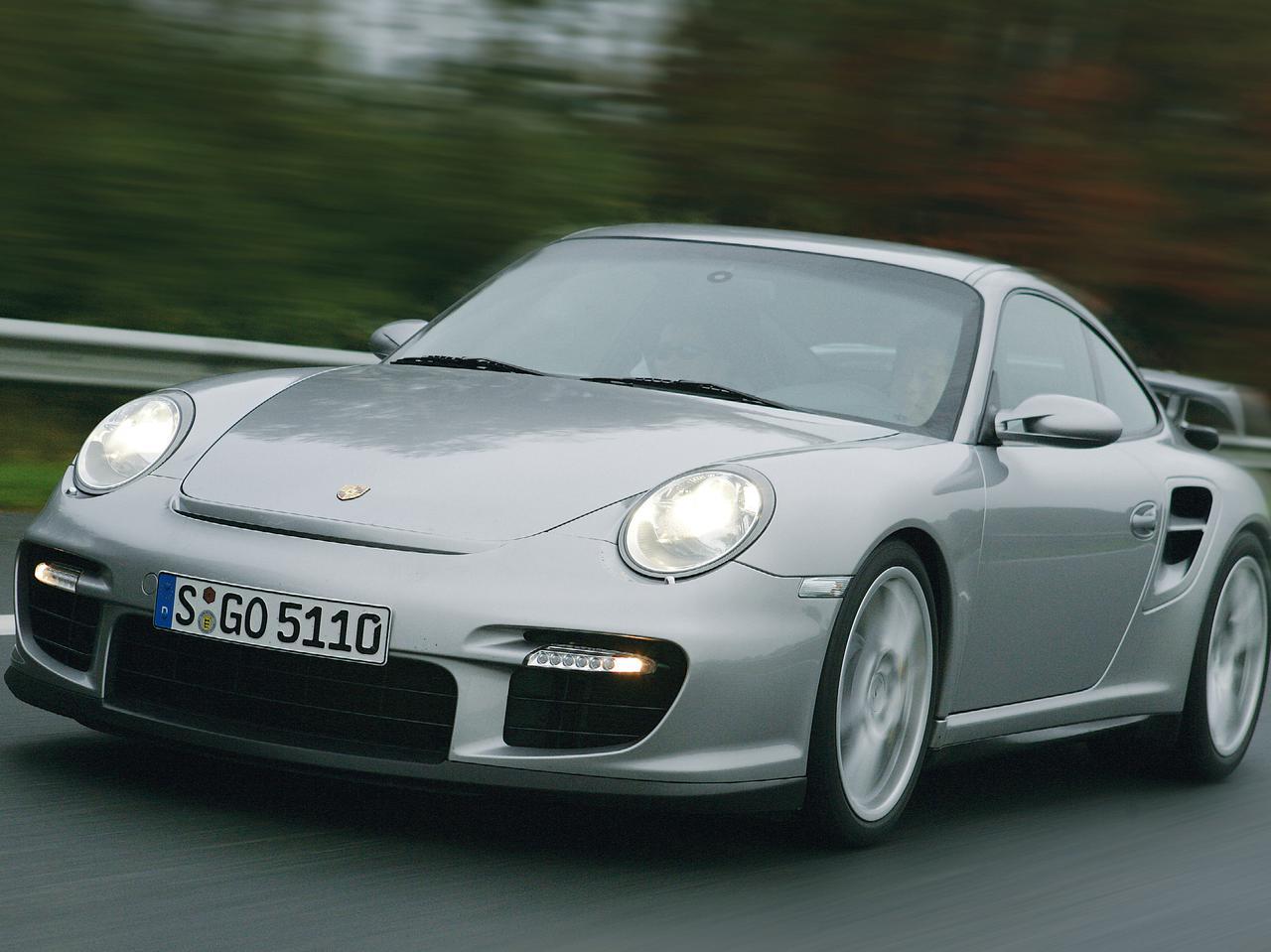 Images : 1番目の画像 - ポルシェ 911 GT2 - Webモーターマガジン