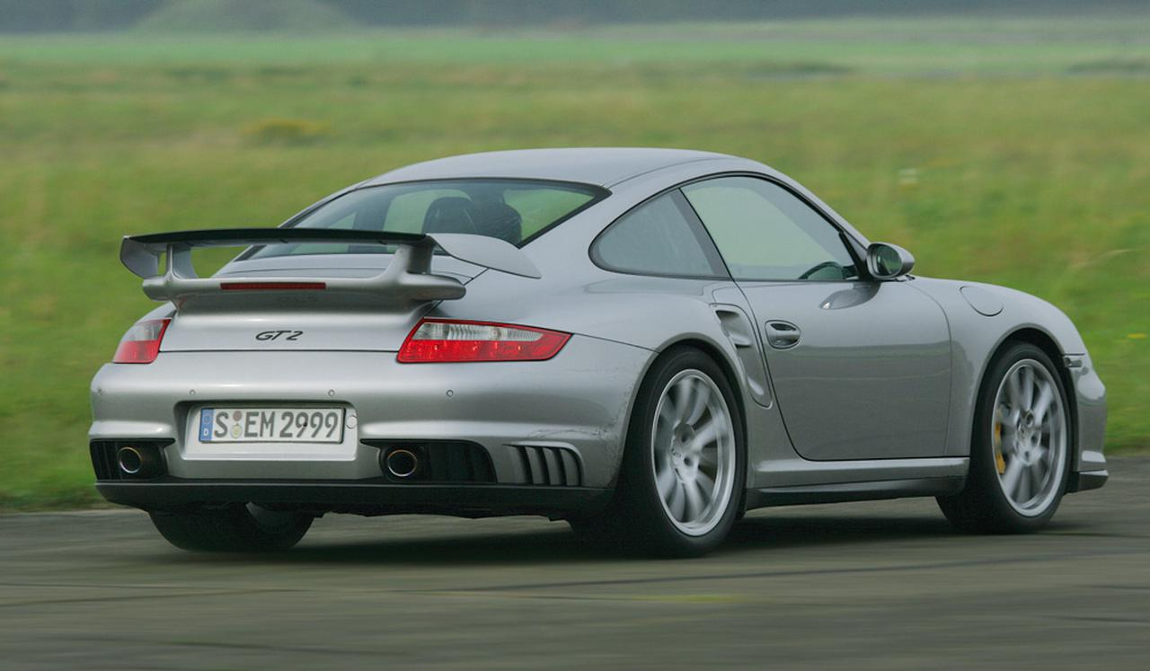 Images : 3番目の画像 - ポルシェ 911 GT2 - Webモーターマガジン