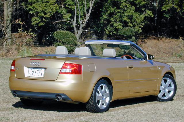 画像: ベースは4ドアセダンだが、ボディパネルの大半はリデザインされている。セダンよりも車両重量は150kgほど重い。