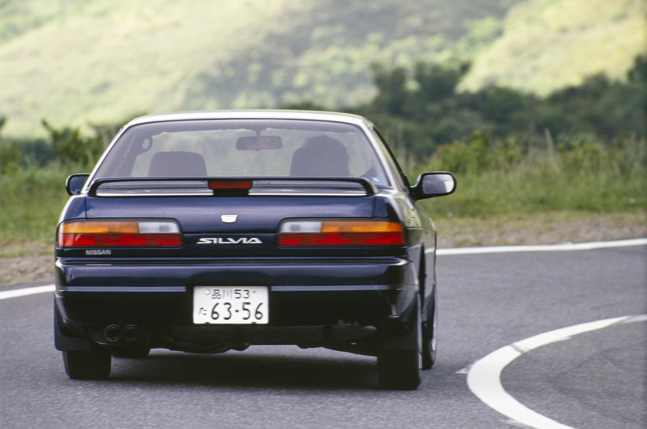 Images : 3番目の画像 - シルビアK's(HICAS-Ⅱ)& プレリュードSi・4WS - LAWRENCE - Motorcycle x Cars + α = Your Life.