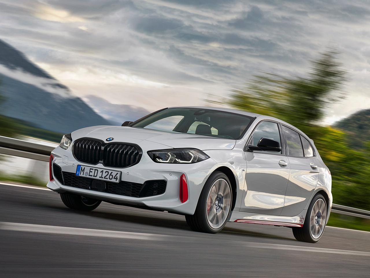 Images : 1番目の画像 - 新型BMW 128ti - Webモーターマガジン