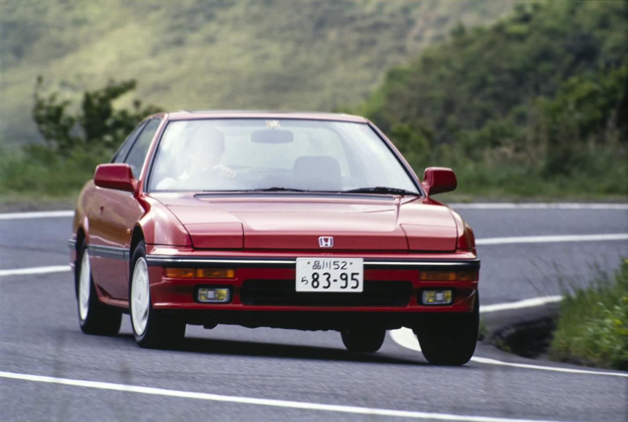 Images : 2番目の画像 - シルビアK's(HICAS-Ⅱ)& プレリュードSi・4WS - LAWRENCE - Motorcycle x Cars + α = Your Life.