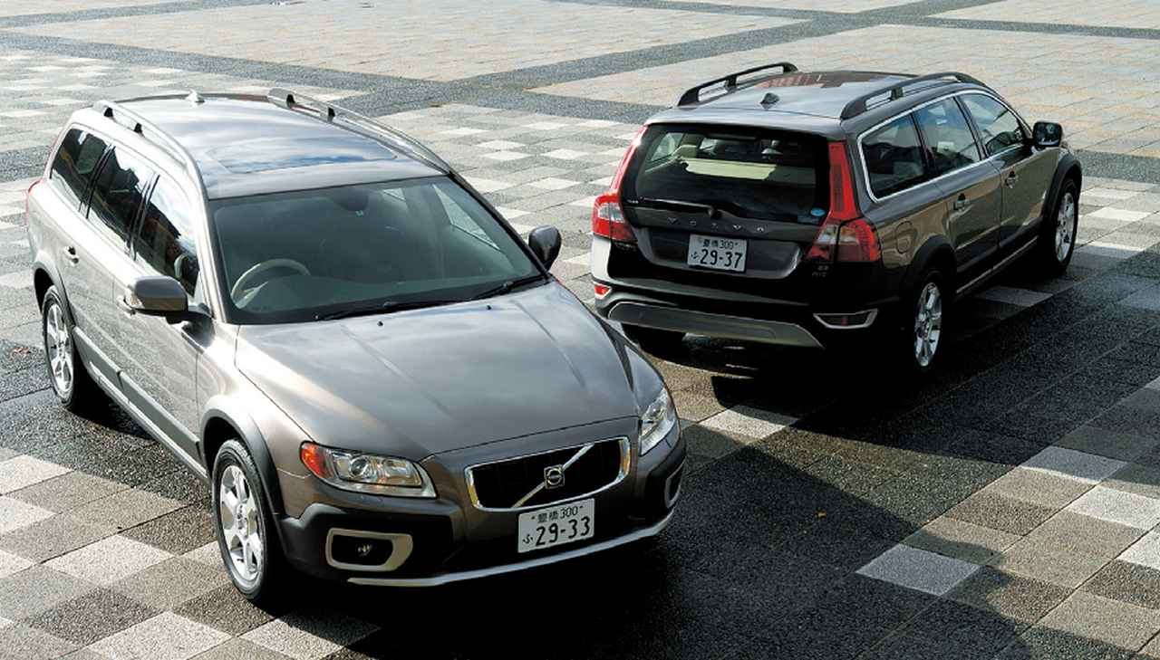 Images : 3番目の画像 - ボルボ XC70 - LAWRENCE - Motorcycle x Cars + α = Your Life.