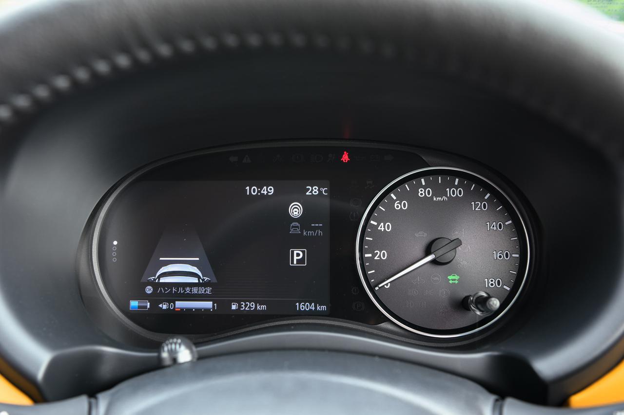 画像: 日産の先進安全運転支援システム「プロパイロット」を全グレードで標準装備する。ハンズオフ機能はないものの、アダプティブクルーズコントロール機能による高速走行時の疲労軽減効果は大きい。