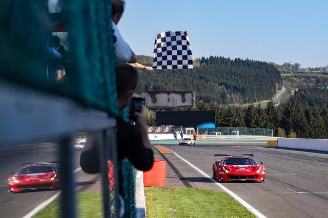 画像: フェラーリチャレンジが行われた時のアルガルベサーキット。F1開催は初めてだが、世界選手権などビッグイベントが盛んに行われている。
