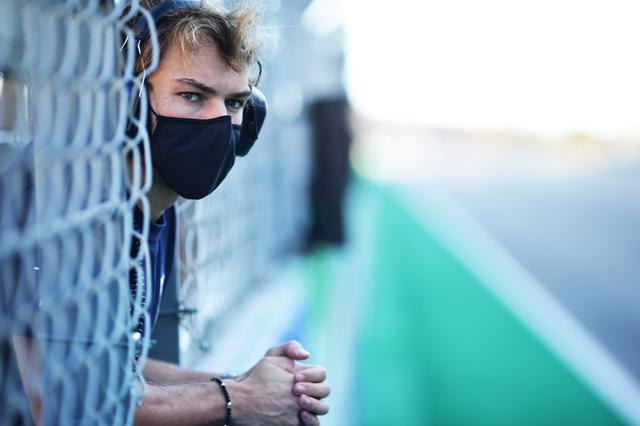 画像: 予選9番手のピエール・ガスリー(アルファタウリ・ホンダ)。フリー走行のトラブルから見事に立て直した。