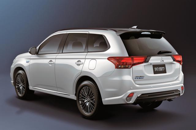 画像: 特別仕様車のブラックエディションも継続販売される。