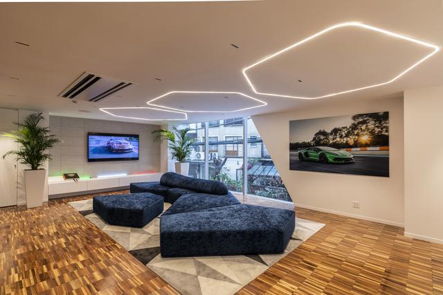 画像: 2Fのイベントフロア。ビジネスやプライベートのイベント、ミーティングに活用できる空間。