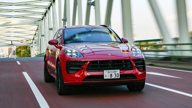 画像: 試乗車のボディカラーはカーマインレッド。GTSモデルはやはり「赤」が似合う。PDLS付きLEDヘッドライトは標準装備。
