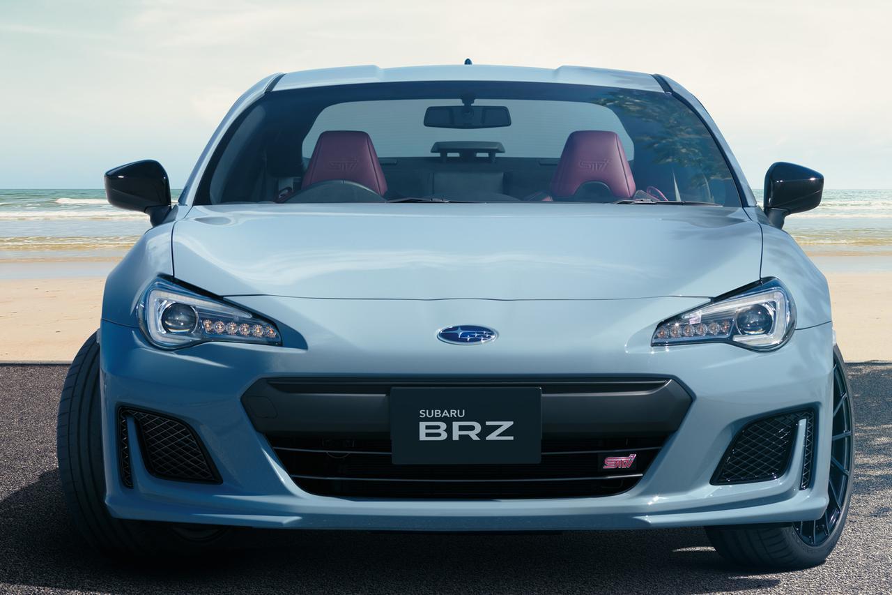 Images : 5番目の画像 - 新型スバル BRZ - Webモーターマガジン