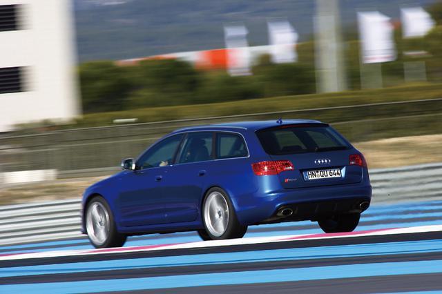 画像: 580psという凄まじいパフォーマンスを誇るだけに、試乗会ではポールリカールサーキットでの走行も用意されていた。