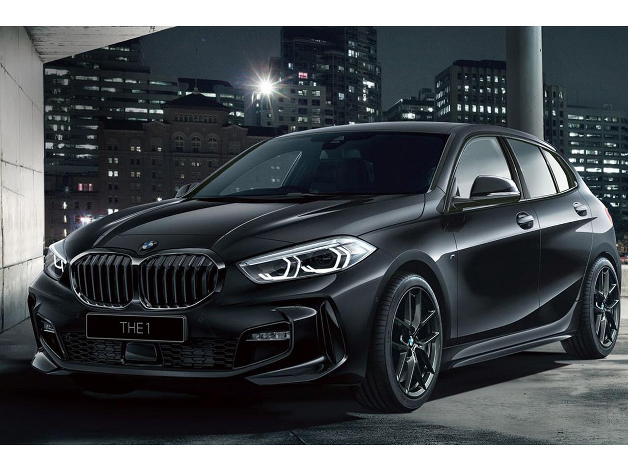 Images : 1番目の画像 - BMW 118d ピュアブラック - Webモーターマガジン