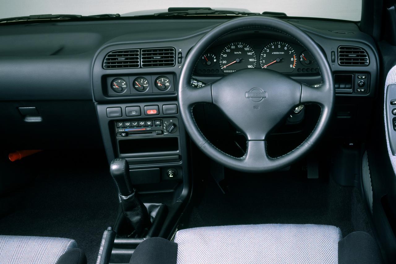 Images : 4番目の画像 - 日産 パルサー GTI-R 主要諸元 - Webモーターマガジン