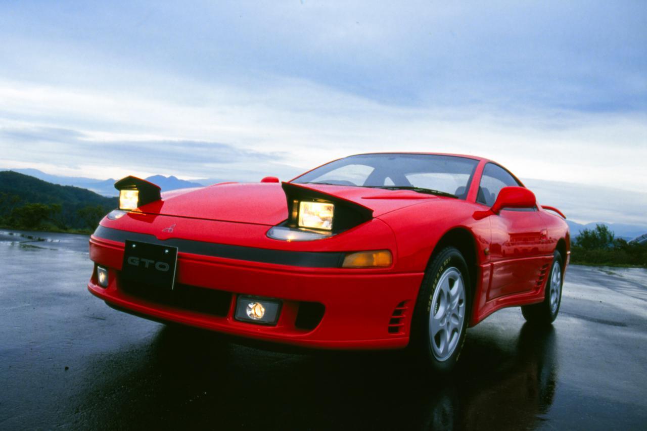 Images : 1番目の画像 - 三菱 GTO - Webモーターマガジン