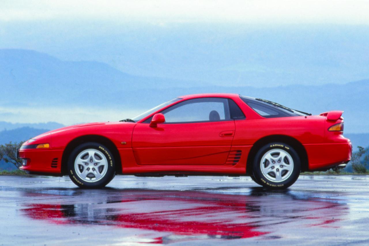Images : 3番目の画像 - 三菱 GTO - Webモーターマガジン