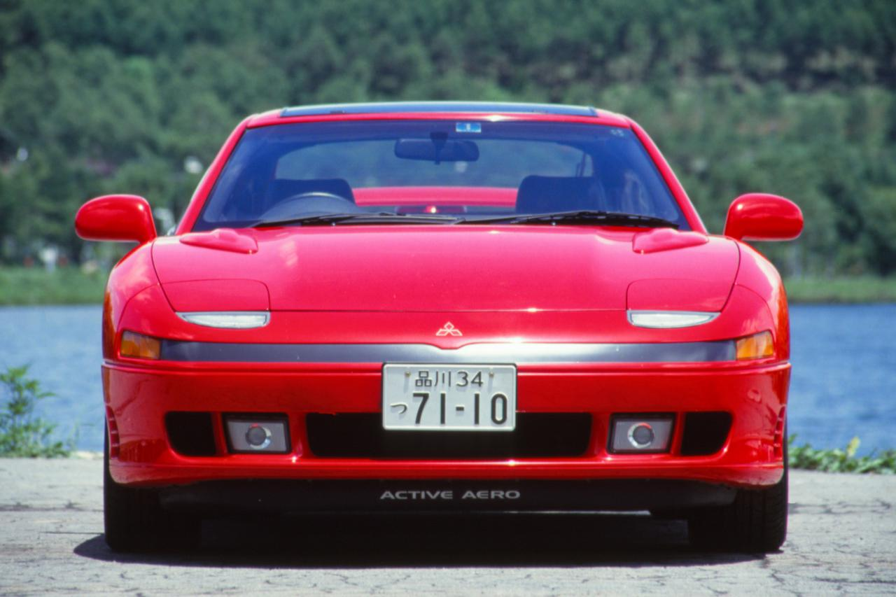 Images : 4番目の画像 - 三菱 GTO - Webモーターマガジン