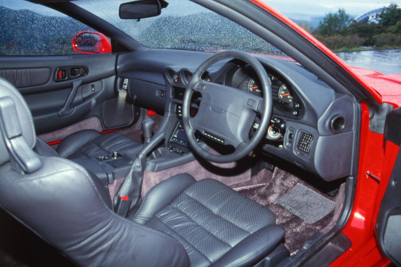 Images : 6番目の画像 - 三菱 GTO - Webモーターマガジン