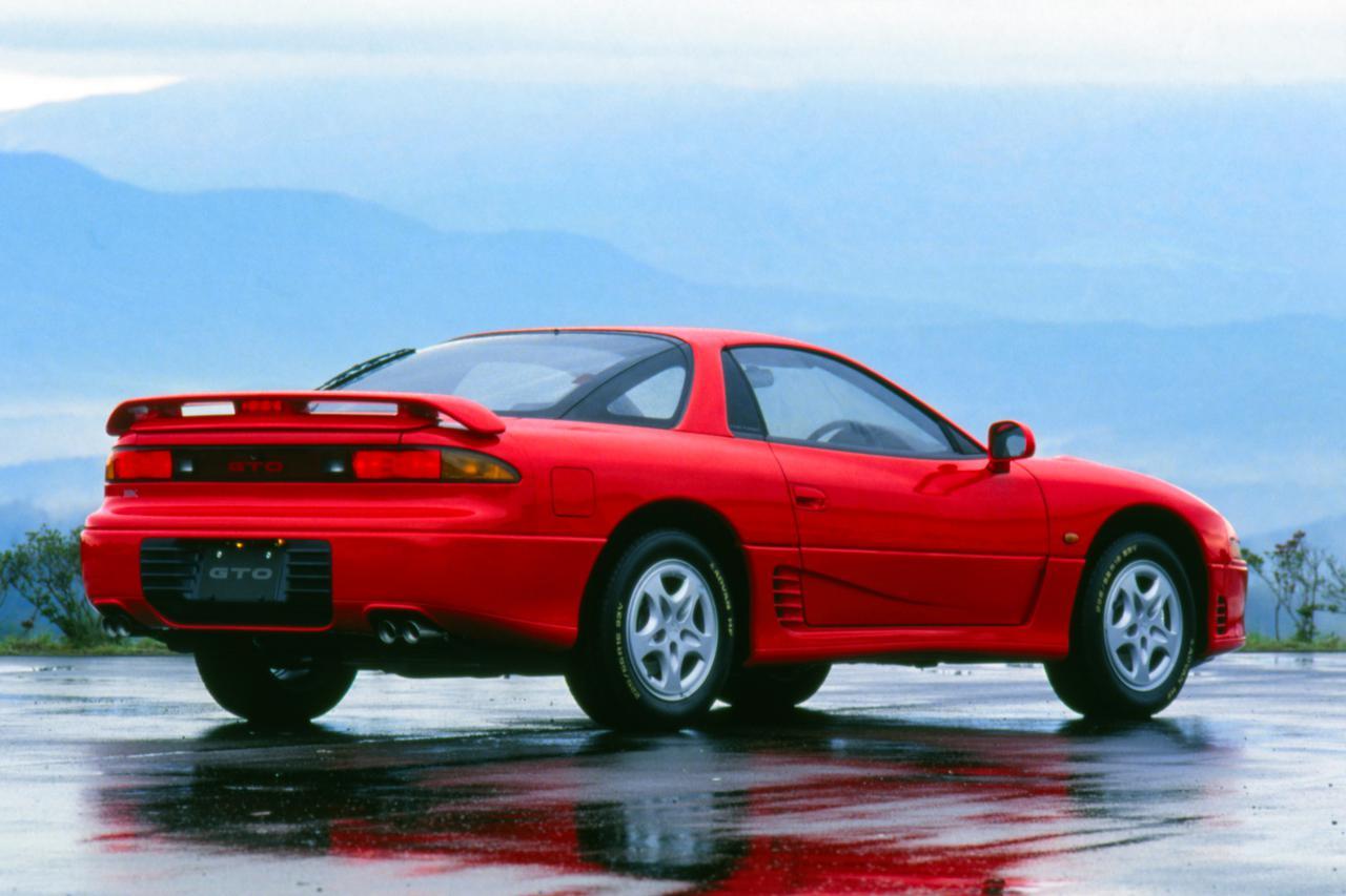 Images : 2番目の画像 - 三菱 GTO - Webモーターマガジン