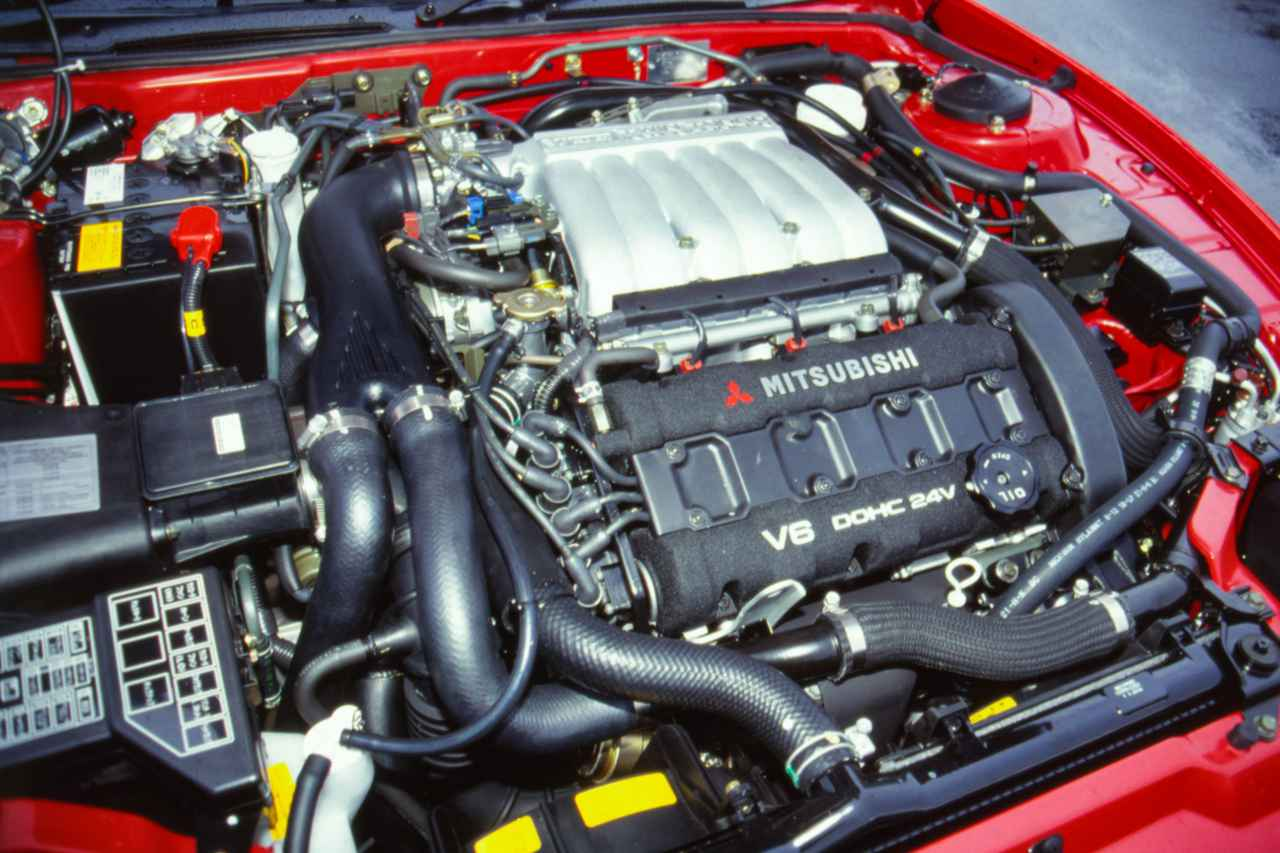 Images : 10番目の画像 - 三菱 GTO - Webモーターマガジン