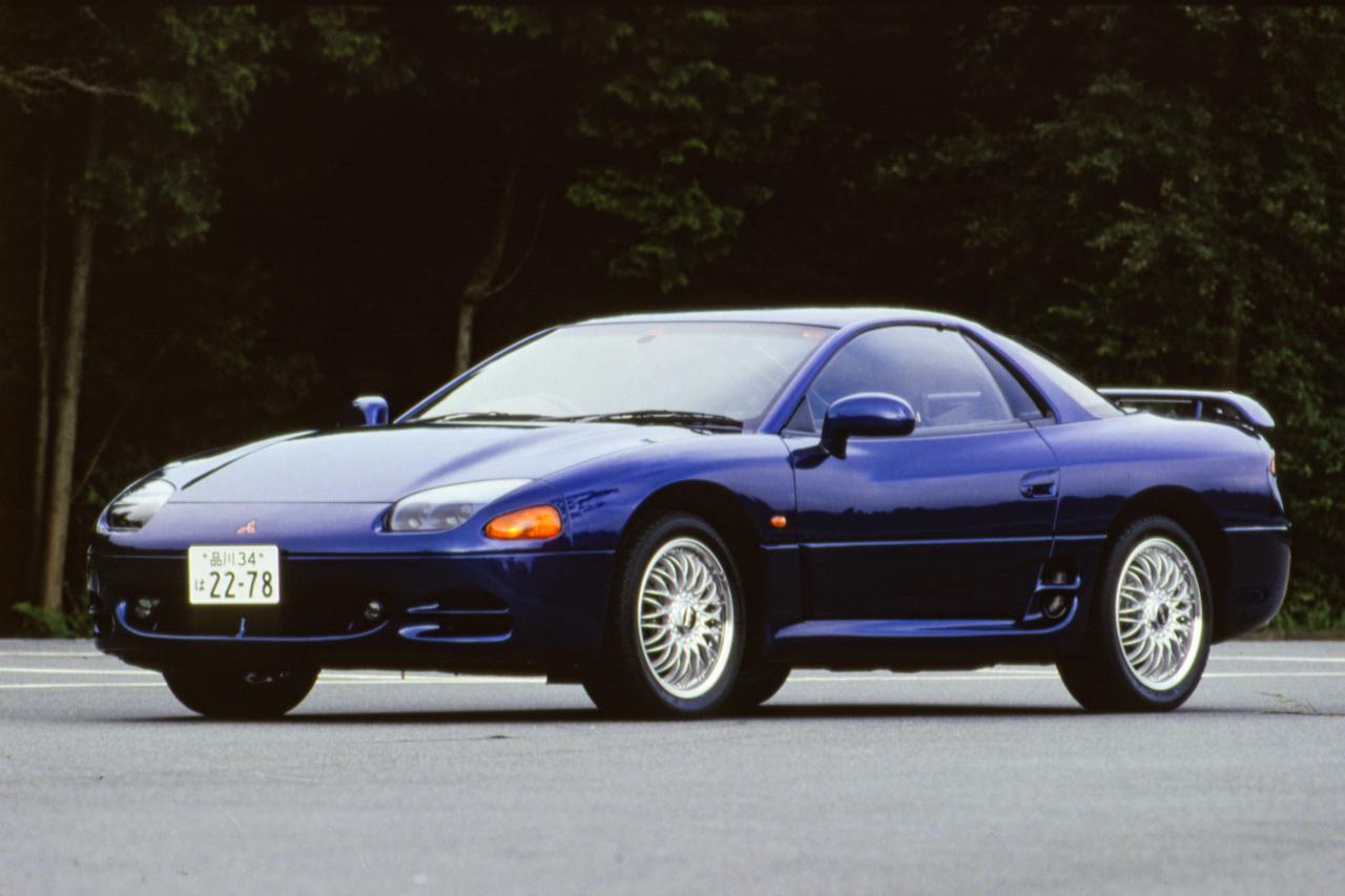 Images : 11番目の画像 - 三菱 GTO - Webモーターマガジン