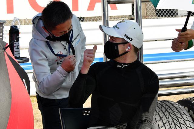 画像: ニック・キャシディ 日本最後となるレースで花道を飾れるか