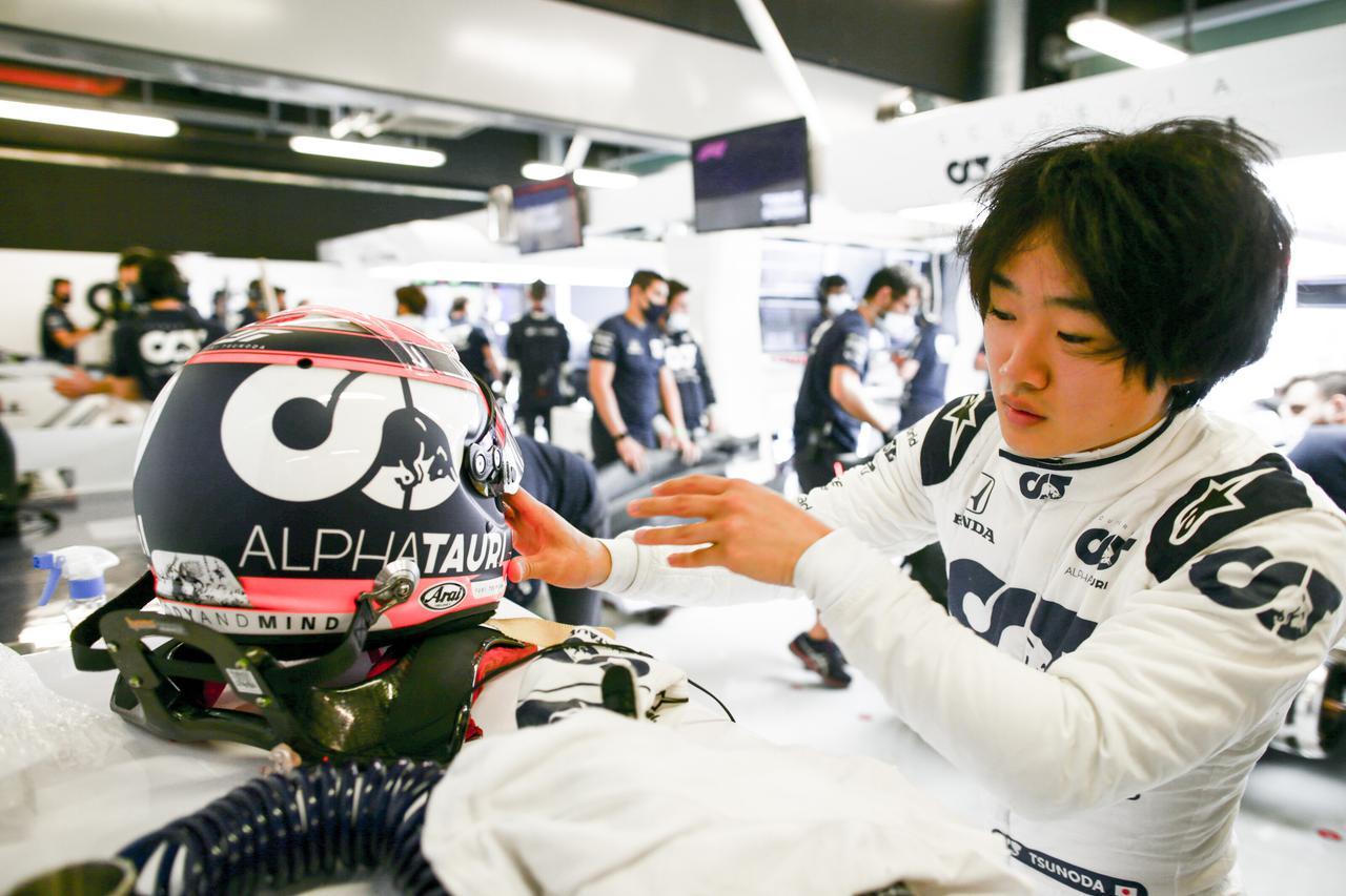 Images : 3番目の画像 - 角田裕毅F1参戦決定 - Webモーターマガジン