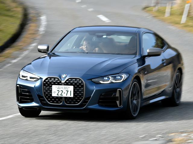 画像: 4WDのシャシながら、明らかにFRベースを感じさせるダイナミックなハンドリング感覚を実現。<BMW M440i xDriveクーペ>