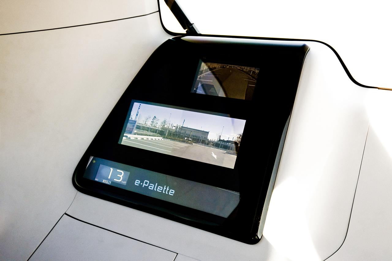 Images : 11番目の画像 - トヨタ eパレット - Webモーターマガジン