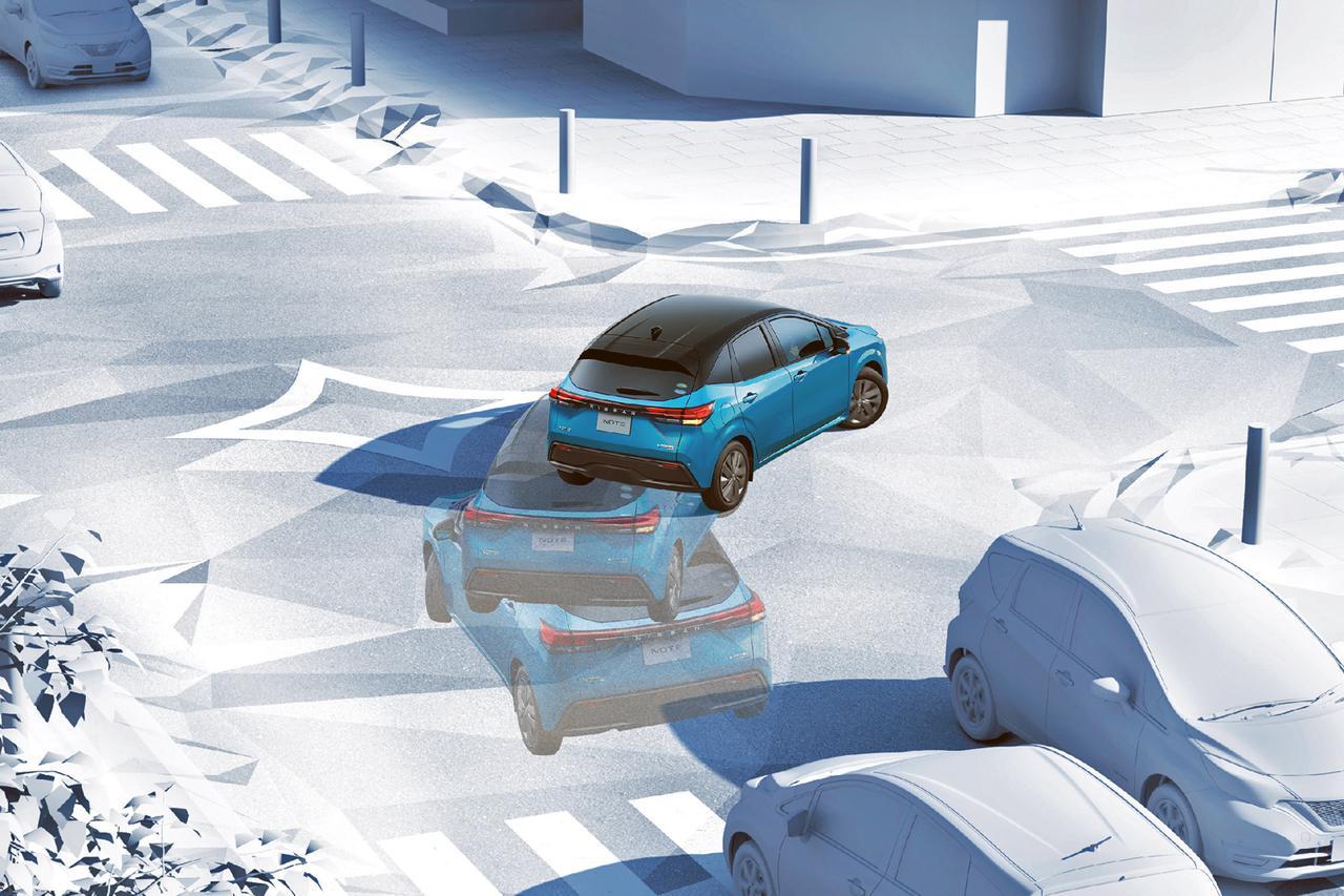 Images : 5番目の画像 - ノートe-POWER 4WD / AUTECH - Webモーターマガジン