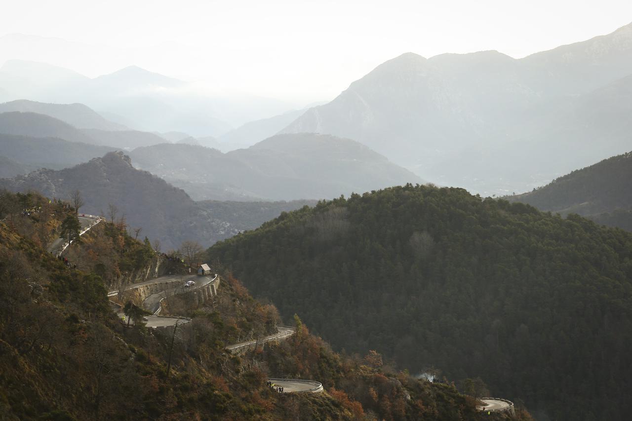 画像: 2021年もチュリニ峠を含むステージがラリー・モンテカルロの勝負どころとなりそうだ。
