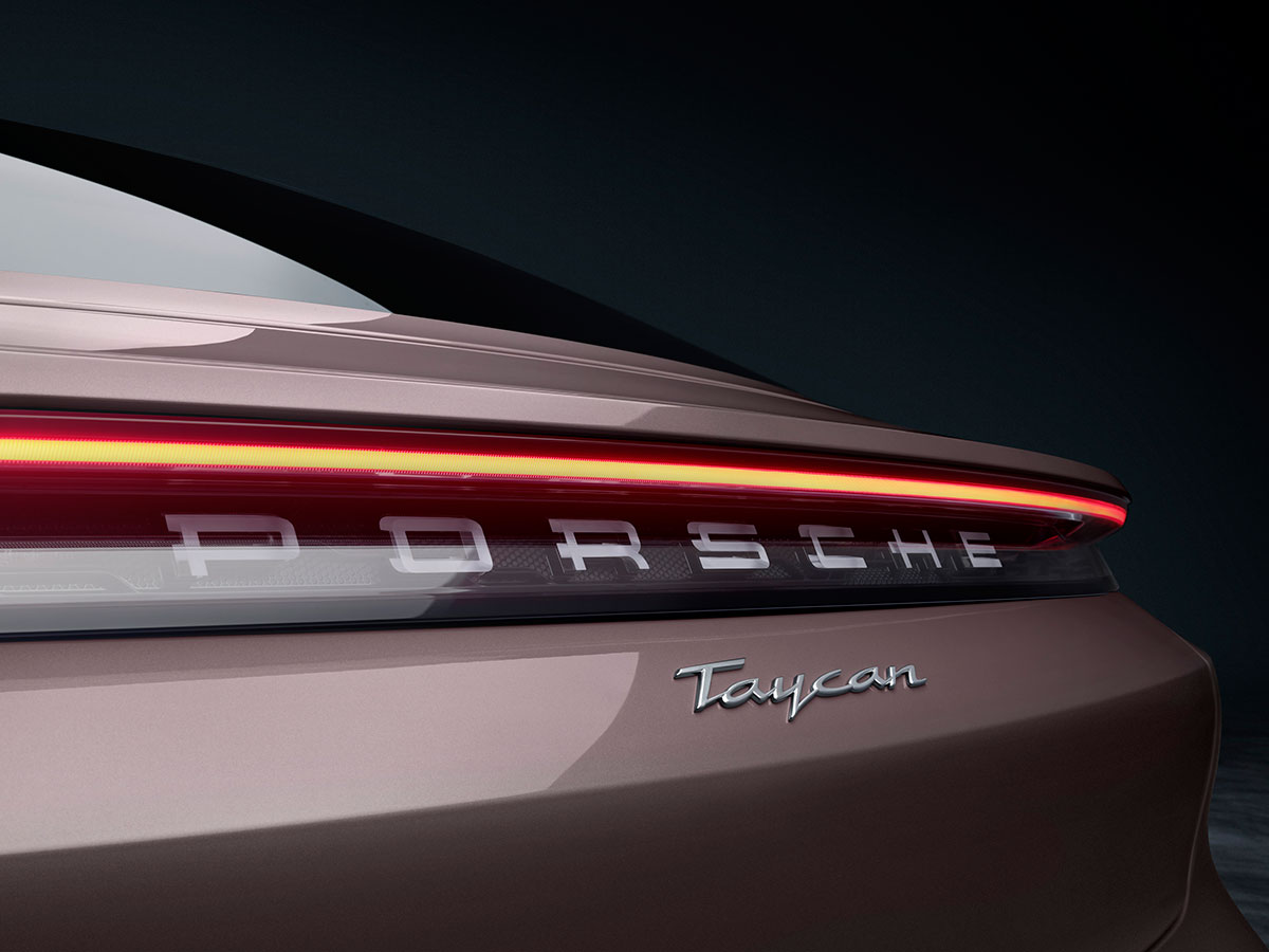 Images : 6番目の画像 - ポルシェ タイカン2WD(リア駆動)モデル - Webモーターマガジン