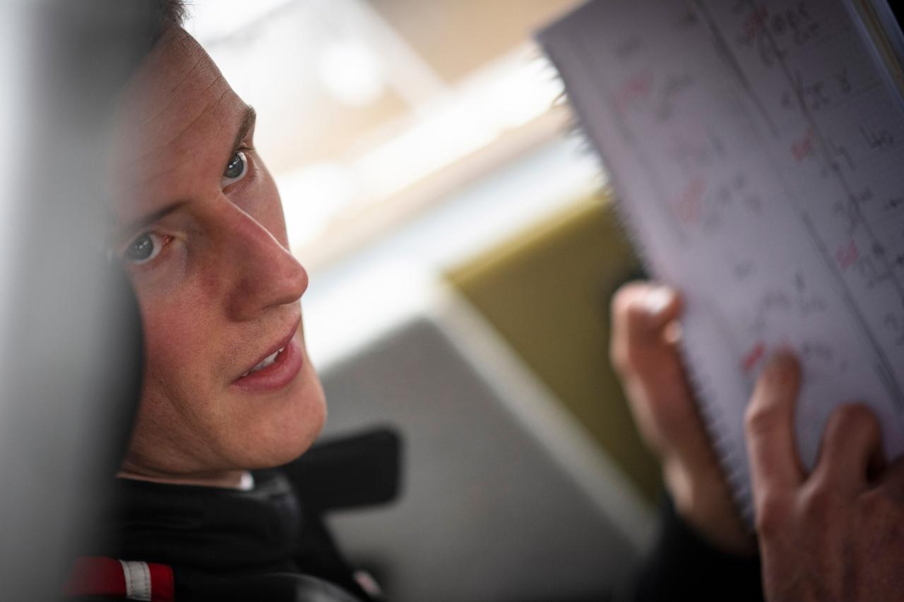 画像: ラリー・モンテカルロで2位に入ったエルフィン・エバンス(トヨタ ヤリスWRC)。