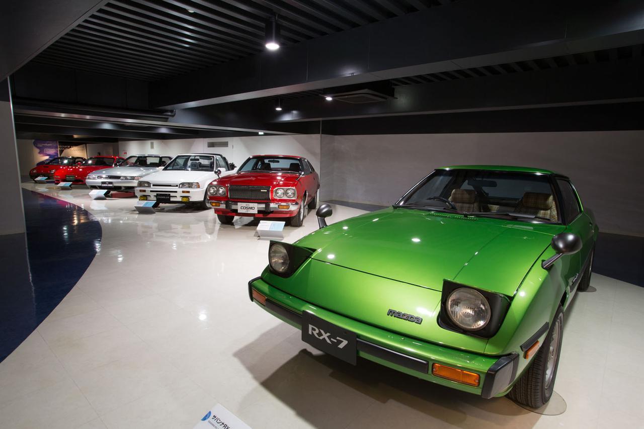 画像: マツダ サバンナ RX-7も貴島さんがシャシ設計に関わったモデルだ。