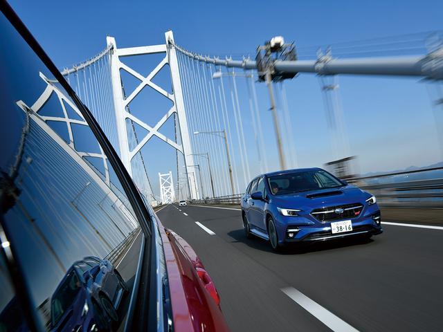 画像: 高速道路の巡航も得意科目。長距離ドライブの疲労も少ない。