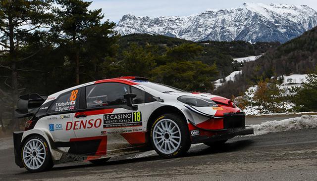 画像: WRC世界ラリー選手権にヤリスWRCで参戦する勝田貴元。国内外のレースやラリーで活躍できる日本人ドライバーを育成するためのプログラムの下で参加している。