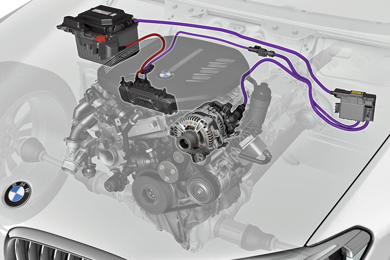 Images : 2番目の画像 - BMW 48Vマイルドハイブリッド - Webモーターマガジン