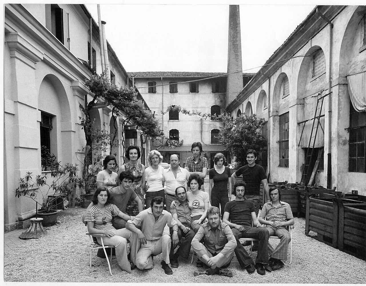 画像: 1971年、シルヴァーノ・オゼッラドーレとピエトロ・ゼンがイタリア ロッサーノ・ヴェーネト(ベネチアの近く)で創業した。