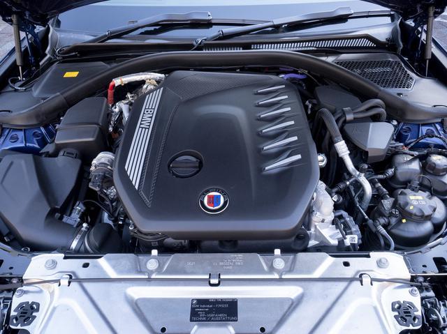 画像3: BMW アルピナ D3 S リムジン