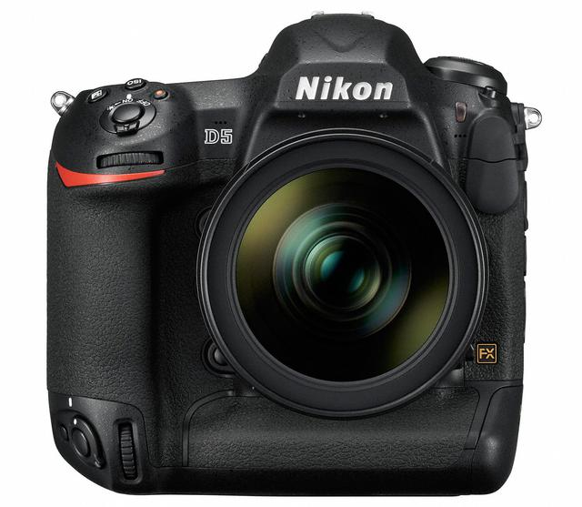 画像: D5 Sというカメラはないけれど、ニコンには過去にD5があった。2016年に発売されたニコンD一桁シリーズのプロ用カメラ。2082万画素フルサイズセンサーを搭載し、D3sよりさらに高速な秒12コマ連写が可能。ちなみに現行モデルはD6。6シリーズベースのアルピナモデルが登場すれば、きっとこの名称だろう。