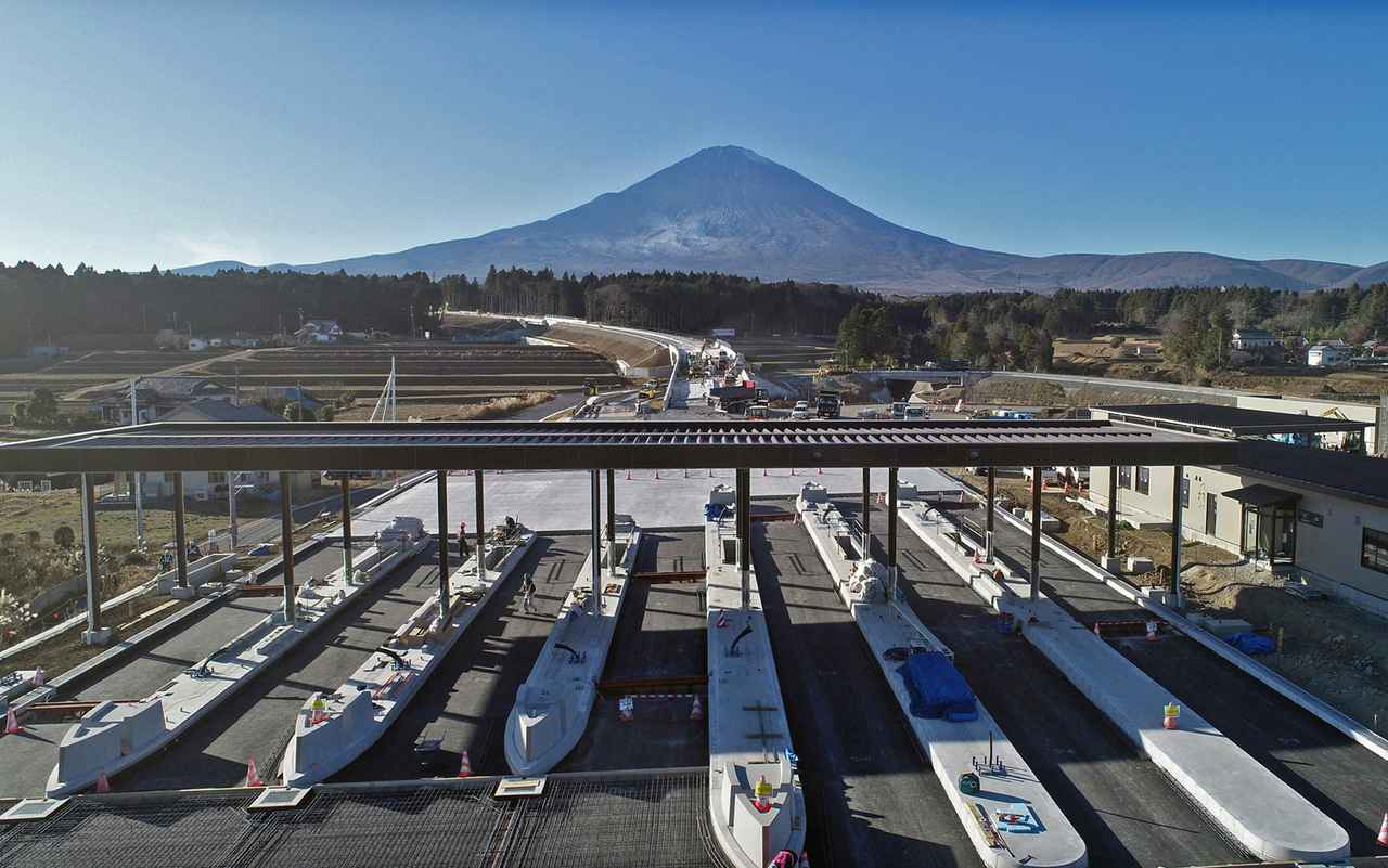 Images : 1番目の画像 - 新東名高速 - Webモーターマガジン