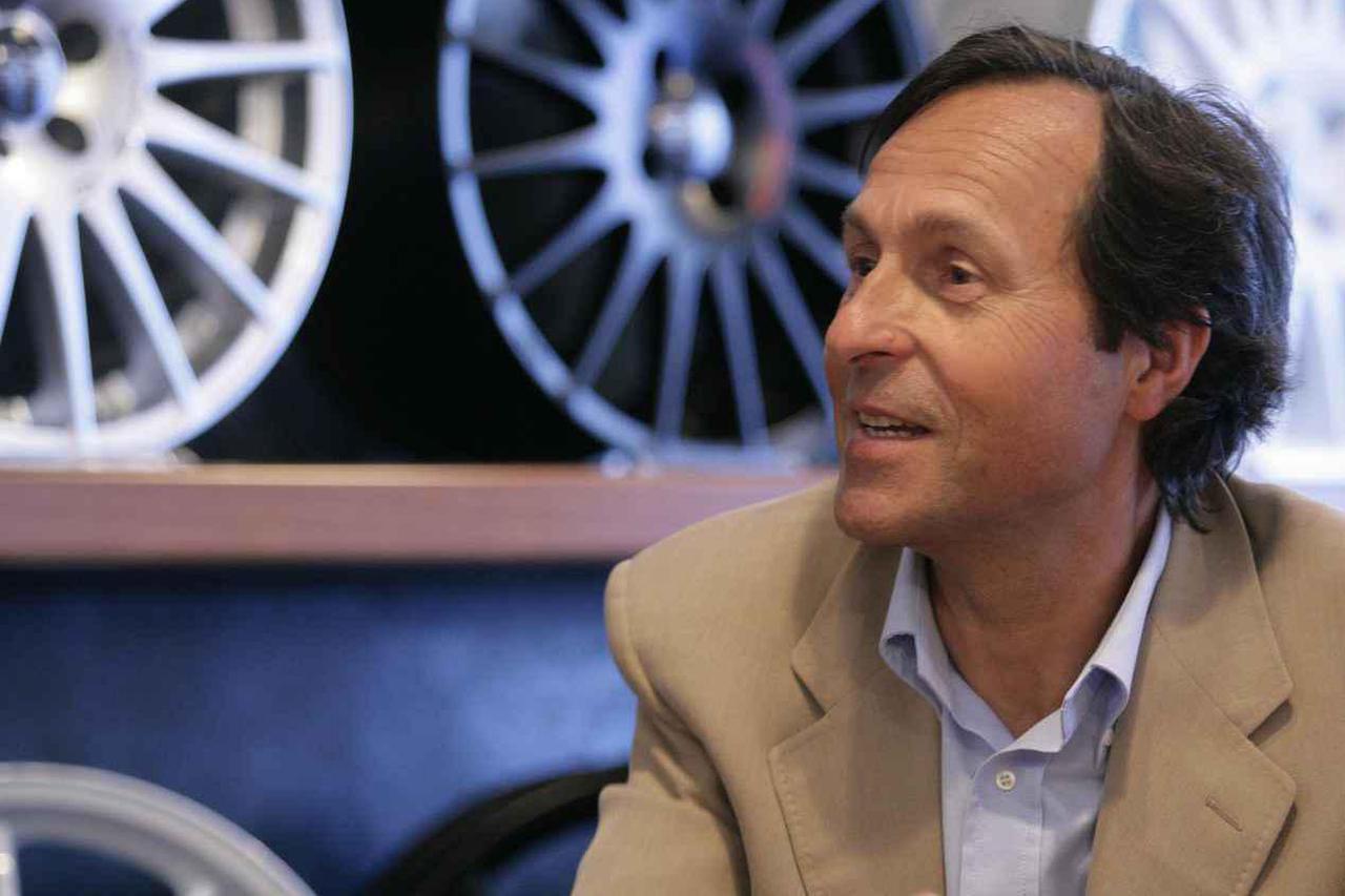 画像: OZ S.p.A. クラウディオ・ベルノーニ取締役社長。世界的企業に成長するきっかけとなった「OZレーシング」を立ち上げた。