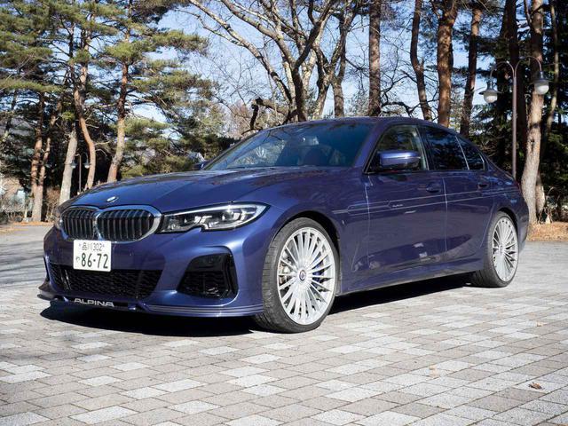 画像1: BMW アルピナ D3 S リムジン
