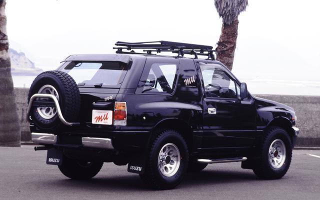 画像: ミューが登場してから1年後の1990年に登場したメタルトップ。写真はオプション装着車。