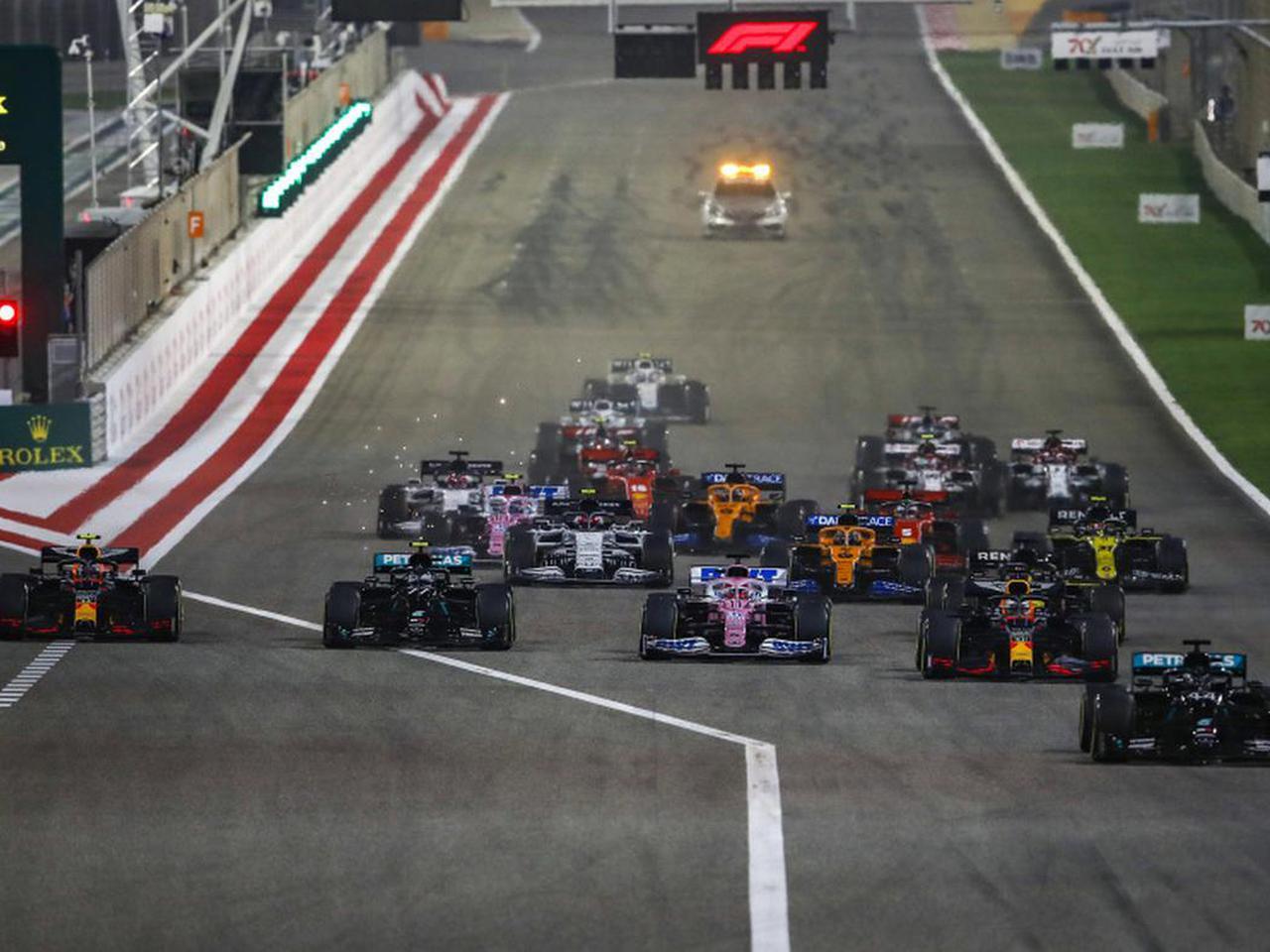 Images : 1番目の画像 - F1シーズン開幕直前情報 - Webモーターマガジン
